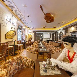 Фотосъёмка кафе Санкт-Петербург